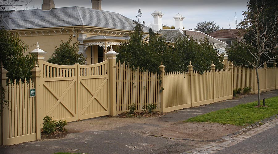 Fence Styles Old Malvern Pickets